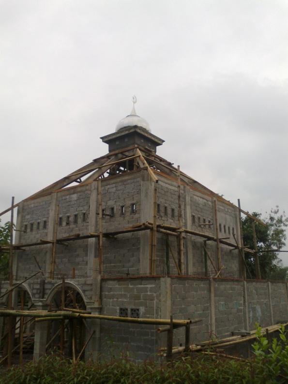 Pembangunan Tahap III