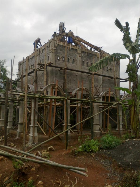 Pembangunan Tahap II